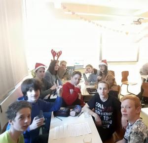 Idegen nyelvi karácsonyvárás