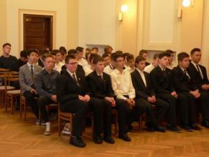 Közgyűlés a kollégiumban 2017 - 2