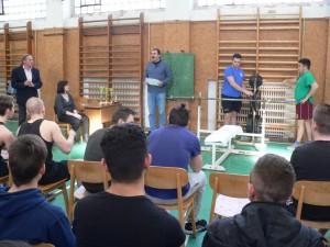 Horváth Gergely megyei kollégiumi emlékverseny