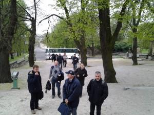 Kollégiumi dolgozók lelkigyakorlata Sümegen