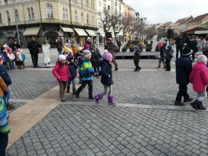 Tavaszváró műsor a Fő téren 2018